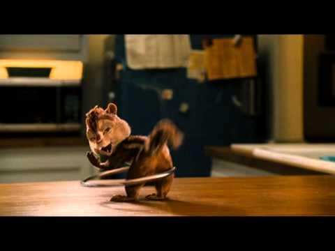 Alvin et son hula hoop - Alvin et les Chpmunks