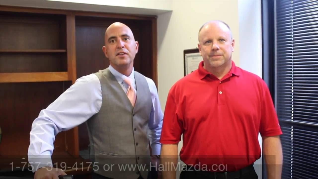 New Owners Seminar at Hall Mazda - YouTube