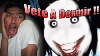 Go To Sleep - Jeff The Killer // El sujeto mas terrorífico de la internet !! thumbnail