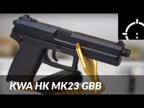 KWA H&K MK23 USSOCOM