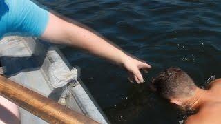 фирамир УТОНУЛ! Азлагор Утопил ФИРАМИРА Шок фирамир под водой.. он не дышит..