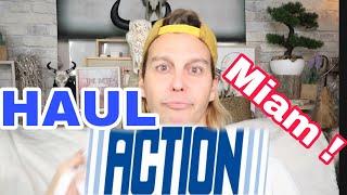 HAUL ACTION 21fev2019 : MIAM DES GRAINES 🤦🏼♂️POUR ACTION MAN !