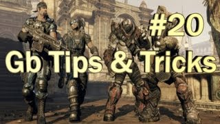 GoW 3 Gb Tips #20 Gnasher Trick The Reaction Shot