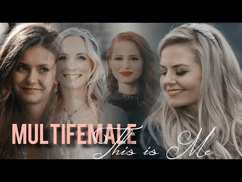 ♛This is Me | Multifemale♛