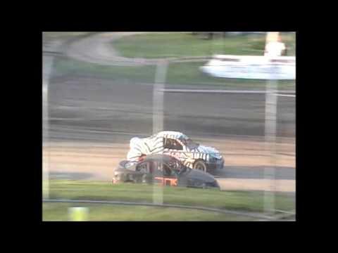 Eagle Raceway Sport Compact Heat 2 on 8-20-16
