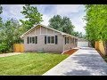 Denver Real Estate 1656 Ingalls Street, Lakewood, CO 80214