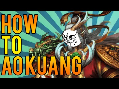 Smite: How To Ao Kuang