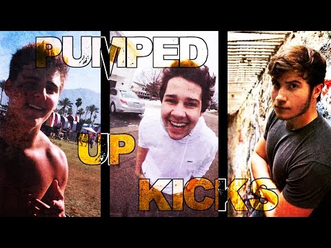 Pumped Up Kicks {Alex/Brandon/David}
