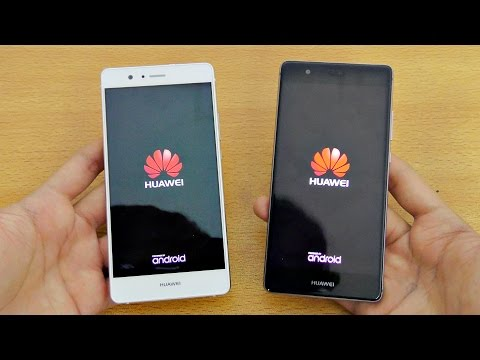 Huawei P9 Lite vs P9