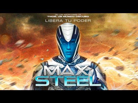 Trailer do filme Max Steel