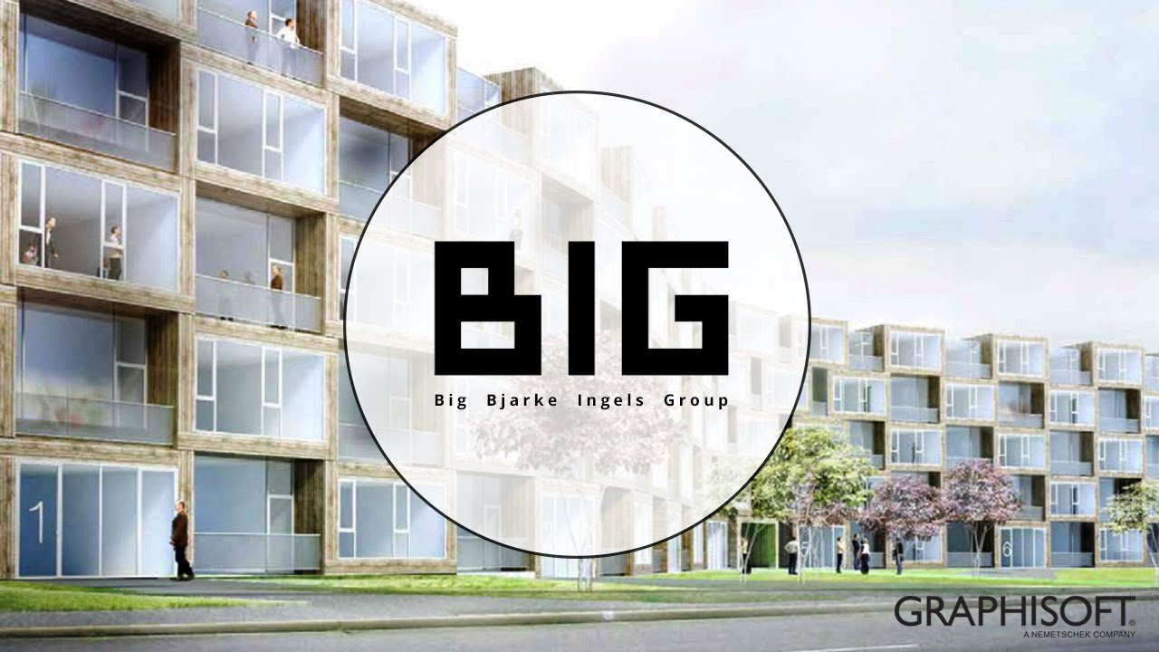 Big bjarke ingels group archicad youtube for Big bjarke ingels group