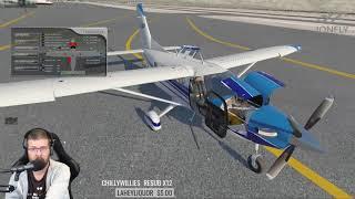 Kodiak Quest G1000 by Thranda - FSEconomy in  New Mexico Part 1 of 2 X-Plane
