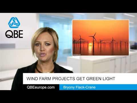 Wind farm projects get green light