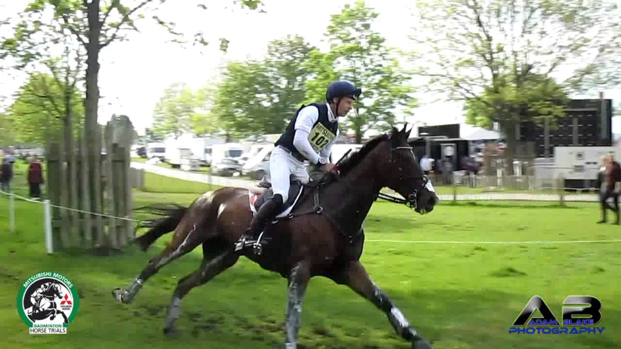 Badminton Horse Trials 2016 - Cross Country - YouTube Badminton Horse Trials