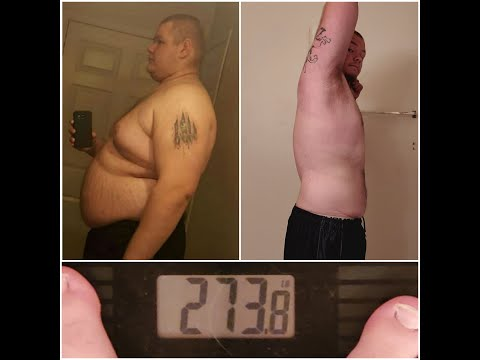 100 Pound Weight-loss Transformation