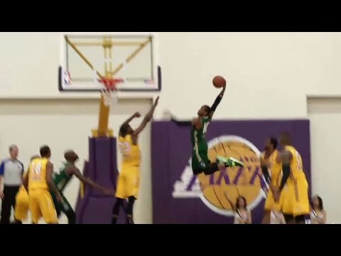 The Top 10 NBA D-League Dunks of ALL-TIME!