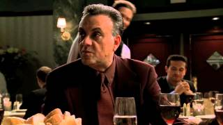 The Sopranos - Guys talking about old man Baccala's comeback