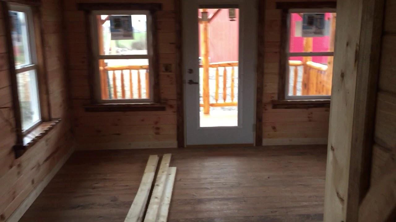 Amish Log Cabins In Larue Ohio