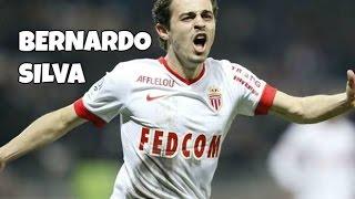Bernardo Silva I AS Monaco I All Goals I 2015/16