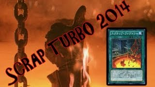 Yu-Gi-Oh! Scrap Turbo Guide/Profile 2014! (Post Primal Origin)
