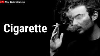 Cigarette lover WhatsApp status/smoker status/15 sec/Cigarette lover status video..