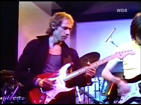 Dire Straits - Down to the Waterline 1979 Live Video
