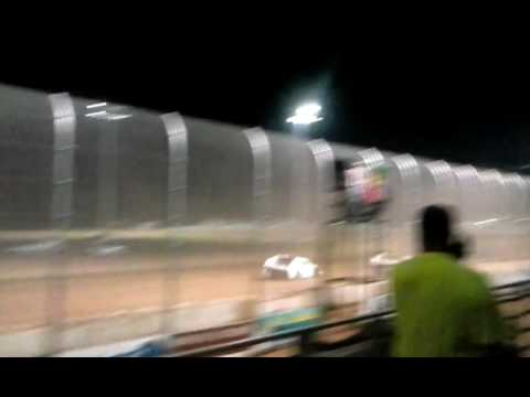 IMCA Modified B-Main Luxemburg Speedway 8-5-16