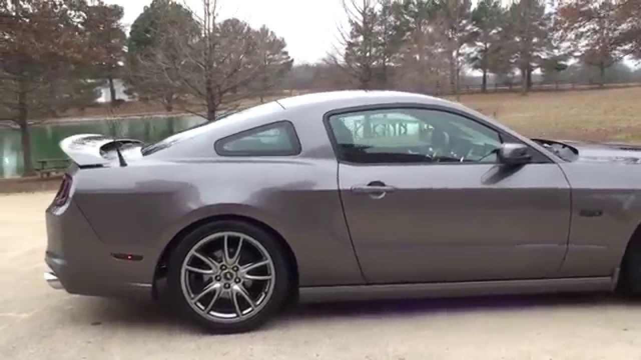 Hd video 2014 ford mustang gt premium track 5 0 roush for sale see video www sunsetmotors com youtube