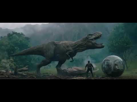 Jurassic world 2: genetic power has been unleashed Trailer