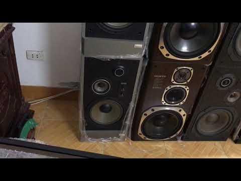 Loa pioneer cs f45 lưu kho gần như mới tại Thắng Audio 0983698887 loa nhật bãi tuyển chọn