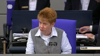Bundestag: Fragestunde