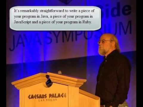James Gosling Says He Does Not Care About Java