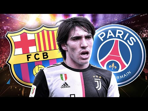 Tonali To REJECT Barcelona & PSG For Juventus! | Euro Transfer Talk