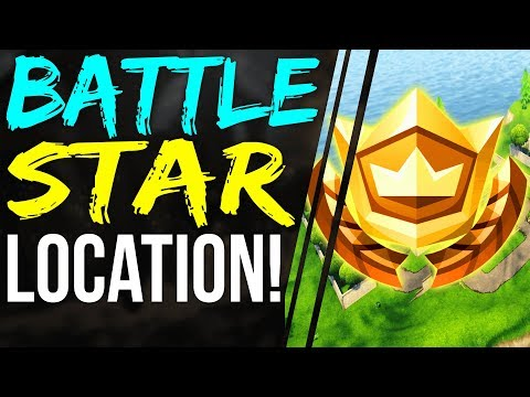 Fortnite BATTLE STAR WEEK 10 Challenge Stone Circle Wooden Bridge And Red RV LOCATION Season 3