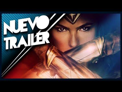 Nuevo Trailer de Wonder Woman // (Trailer 2)