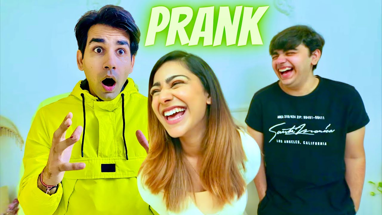 PRANKING MY BROTHERS WITH UNEXPECTED GIFTS   Baby Queen   Rimorav Vlogs presents RI Vlogs