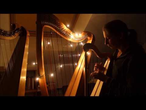 """""""Stille Nacht"""" auf der """"Kleinen Harfe"""" (Klangwerkstatt)"""