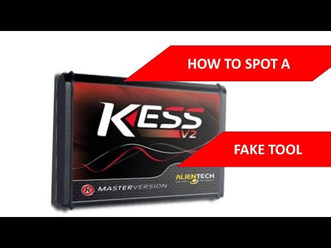 Clone Fake Alientech kess Vs Real Genuine tuning tools - what's the difference ?