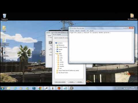 descargar y instalar GTA San Andreas pc facil (mediafire)