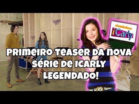 Teaser Legendado da nova série de ICarly!