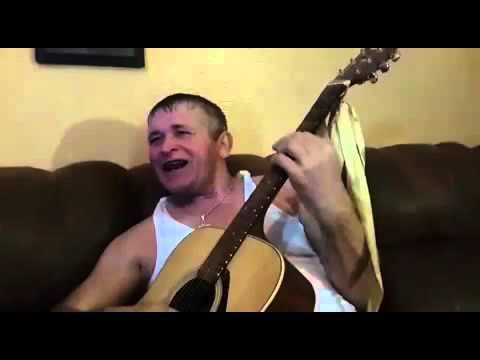 Шансон под гитару видео