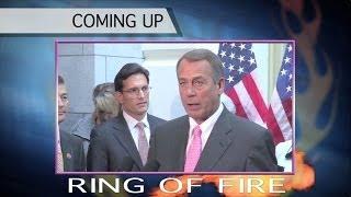 Ring Of Fire On Free Speech Tv - 11/10/2013 (full Episode)