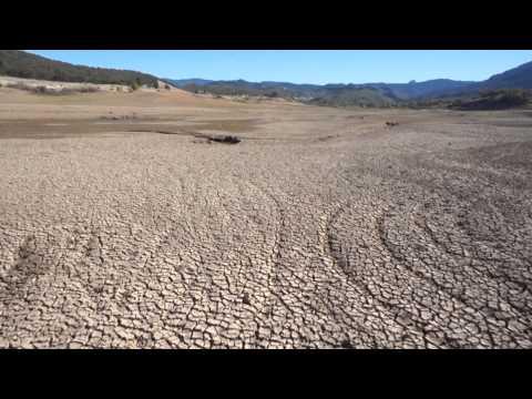 Emigrant Lake Ashland,Oregon Drought 2014