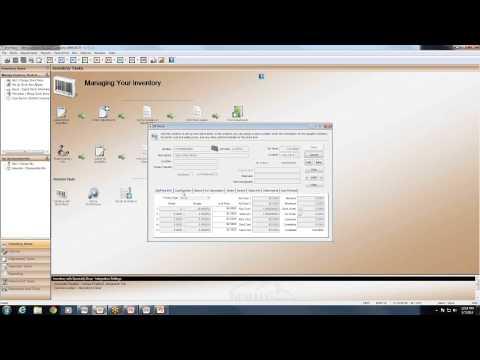 Denali Inventory Lot Tracking