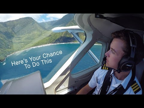 This Is Your Chance To Become An Airline Pilot In Hawaii