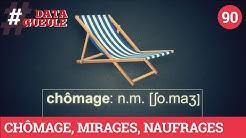 Chômage, mirages, naufrages - #DATAGUEULE 90