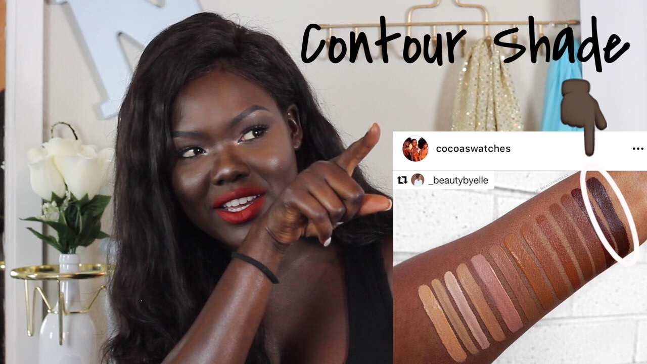 The Hair, Skin and Makeup Products Black CelebritiesLove