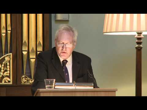 Prof. Diarmaid MacCulloch - Getting Behind Noise in Christian History