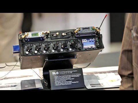 NAB 2015: Sound Devices 688 Field Production Mixer & Recorder
