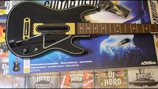 Обзор Guitar Hero Live с гитарой на PS4